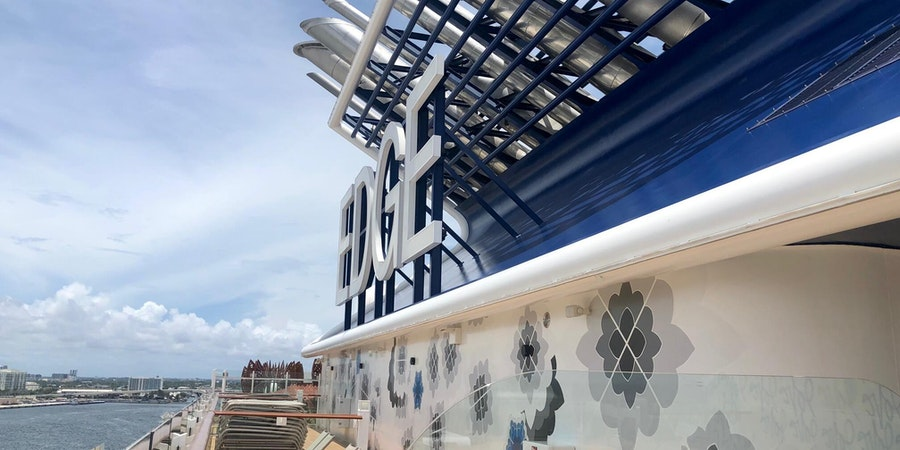 Celebrity Edge Sets Sail from Fort Lauderdale