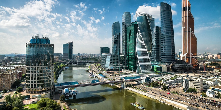 Moscow City (Photo: Viacheslav Lopatin/Shutterstock)