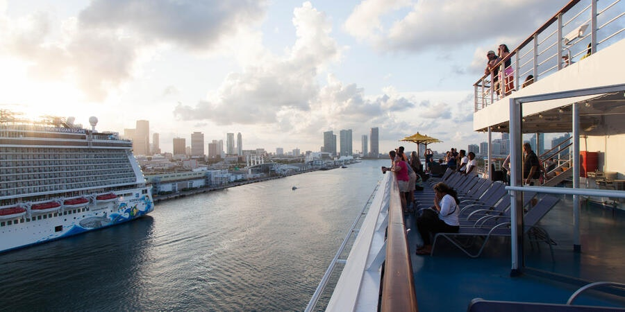 CLIA Member Cruise Lines Could Be Ready to Sail in as Soon as 30 Days