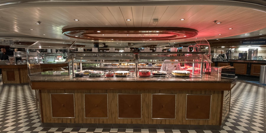 Royal Caribbean to Cut Traditional Buffet Once Cruises Resume