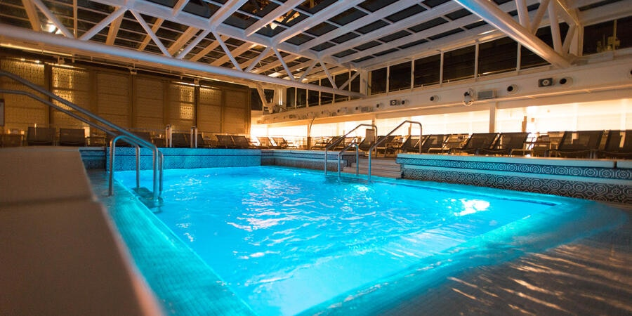 The Pool on Viking Star