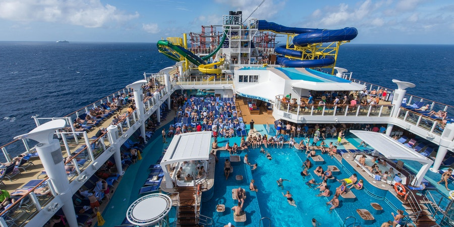 What to Expect on a Cruise: Cruise Ship Pools