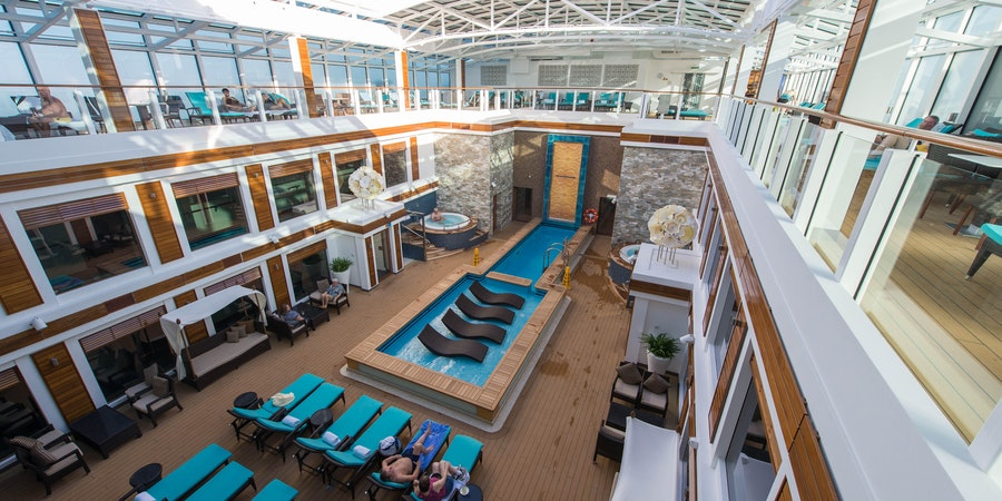 Concierge Lounges: 7 Big-Ship Cruise Lines With VIP Options