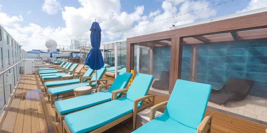 6 Best Adults-Only Cruise Sun Decks