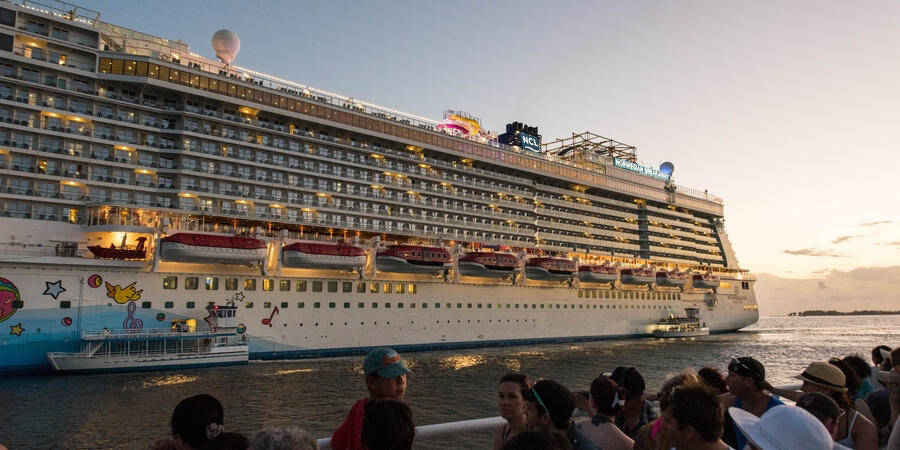 Norwegian Cruise Line Offers Glimpse of New Health, Safety Protocols
