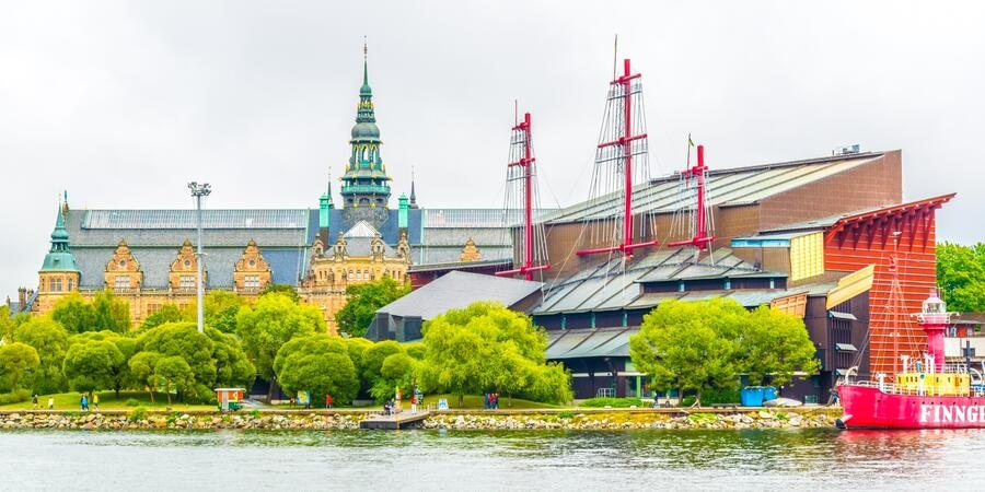 Vasa Museum in Stockholm, Sweden (Photo: trabantos/Shutterstock)