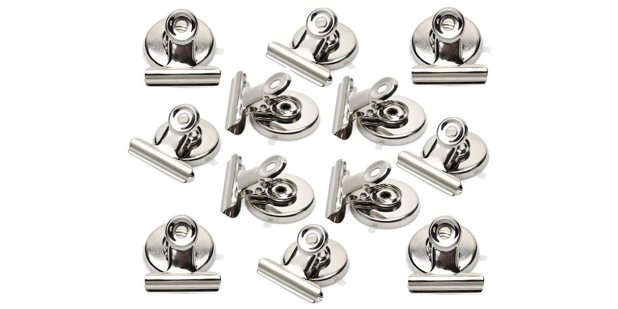 Magnetic Clips (Photo: Amazon)