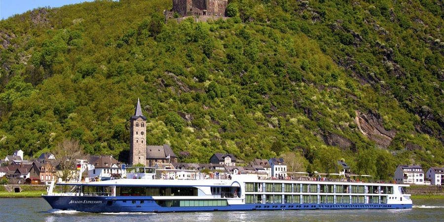 Best-Selling Authors To Host Avalon Waterways' Storyteller River Cruises in 2021 and 2022