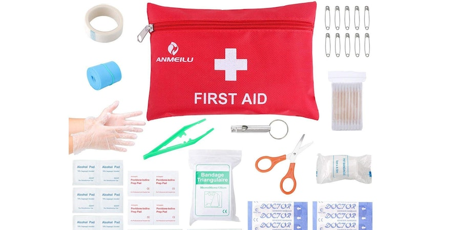Small Travel First Aid Kit (Photo: Amazon)