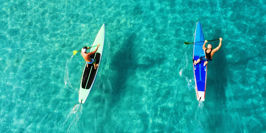 Paddleboarding (Photo: Olesya Kuprina/Shutterstock)