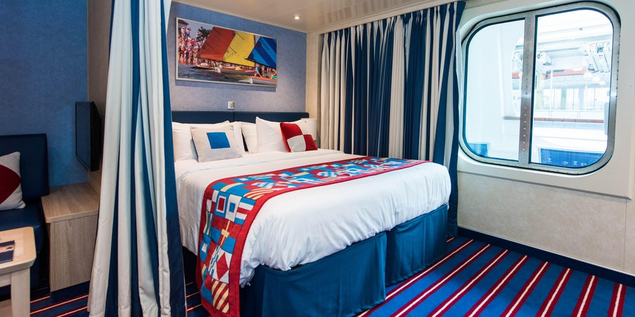 The Family Harbor Suite on Carnival Horizon (Photo: Cruise Critic)