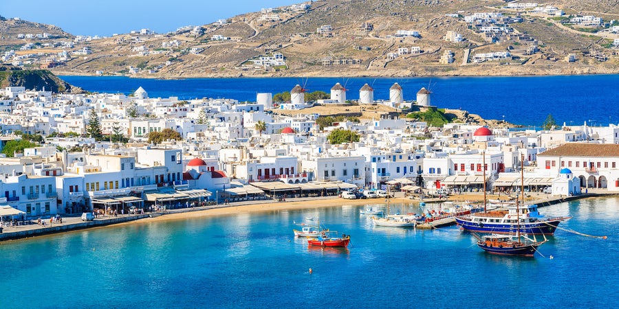 Is Greece the Next Country To Open Cruising?