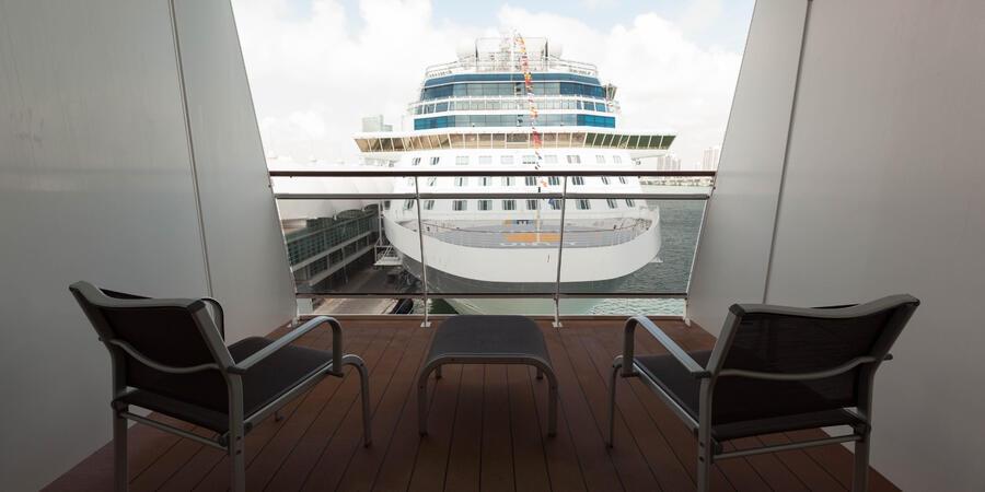 16 Unusual Cruise Ship Balcony Cabins