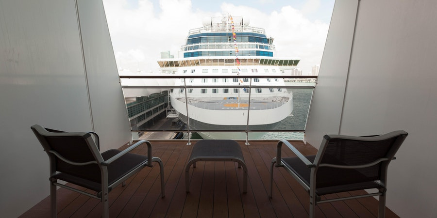 16 Unusual Cruise Ship Balcony Cabins