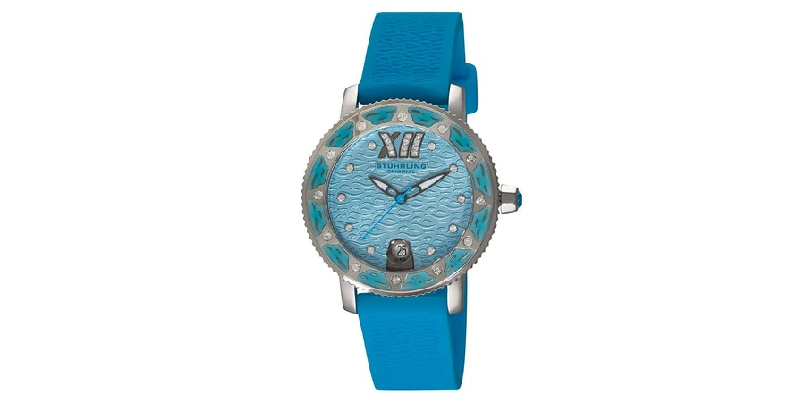 "Stuhrling ""Nautical Regatta Marina"" Watch (Photo: Amazon)"