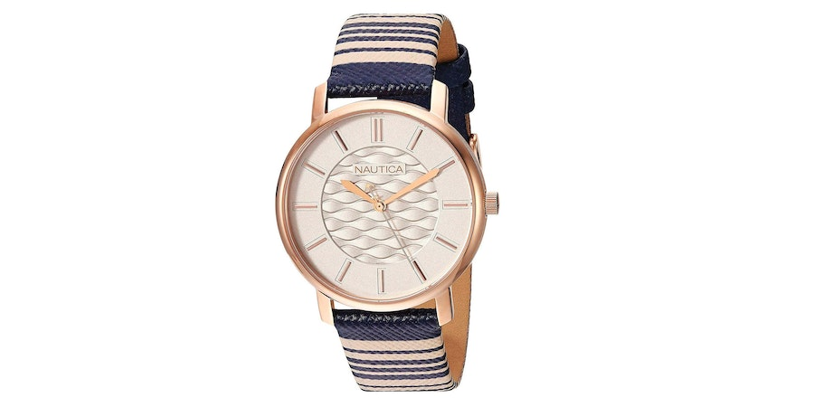"Nautica ""Coral Gables"" Watch (Photo: Amazon)"