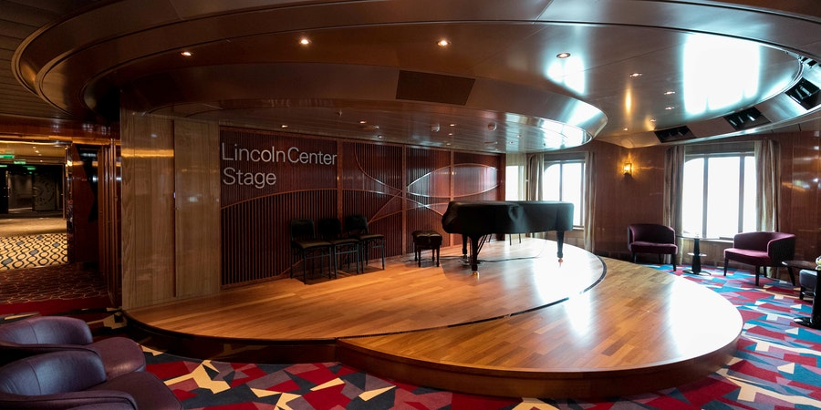 Lincoln Center Stage on Holland America