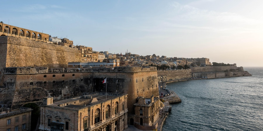 Valletta Port