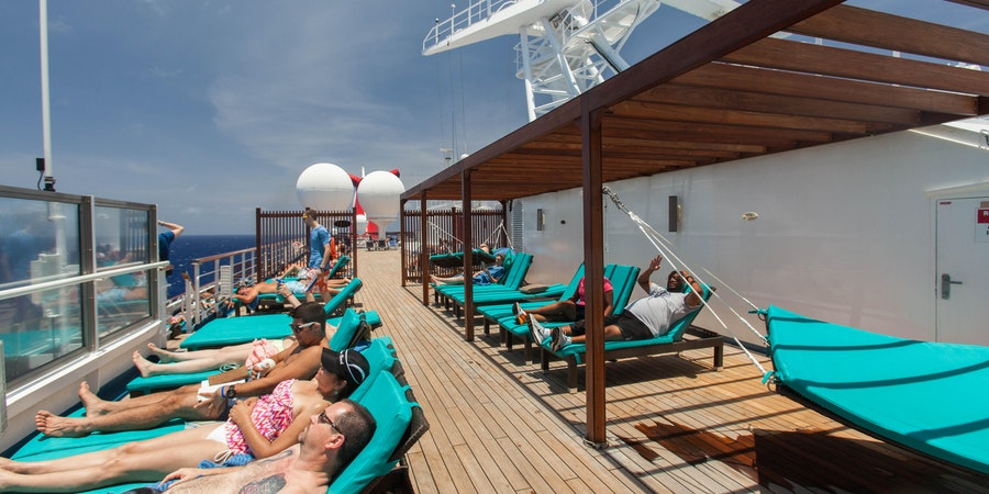 Serenity on Carnival Valor (Photo: Cruise Critic)