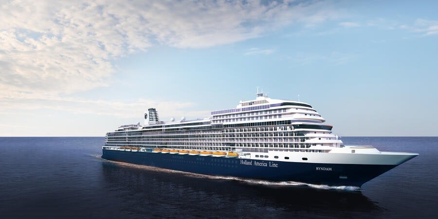 Holland America Reveals Name of Next New Cruise Ship
