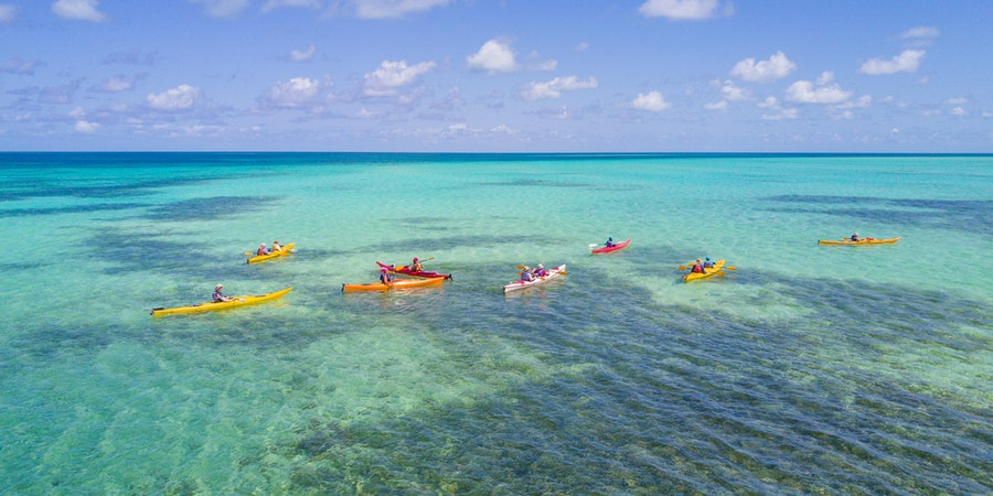 Best Cruise Ports for Kayaking