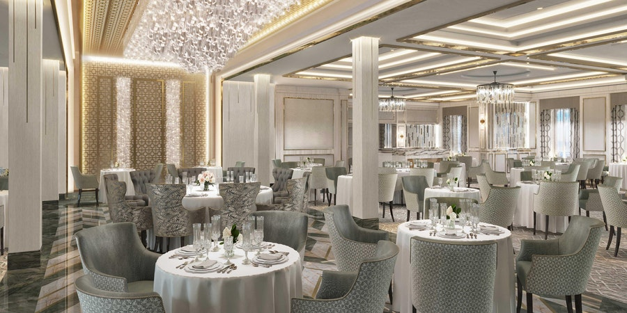 Compass Rose on Seven Seas Splendor (Image: Regent Seven Seas Cruises)