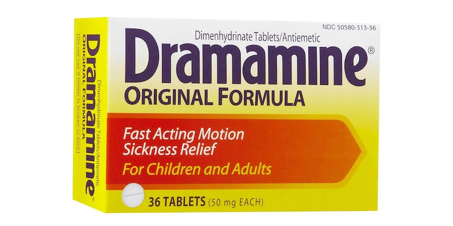 Dramamine Original Formula (Photo: Amazon)