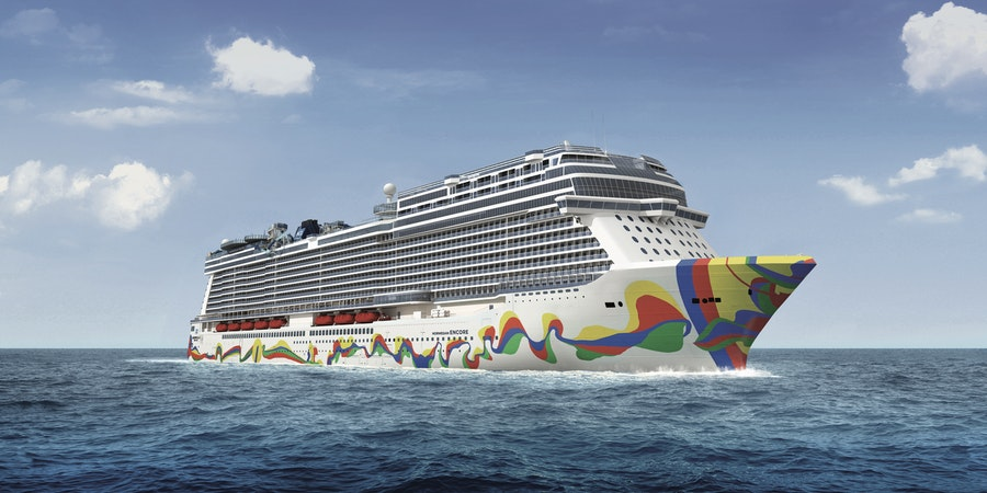 Norwegian Encore (Photo: Norwegian Cruise Line)