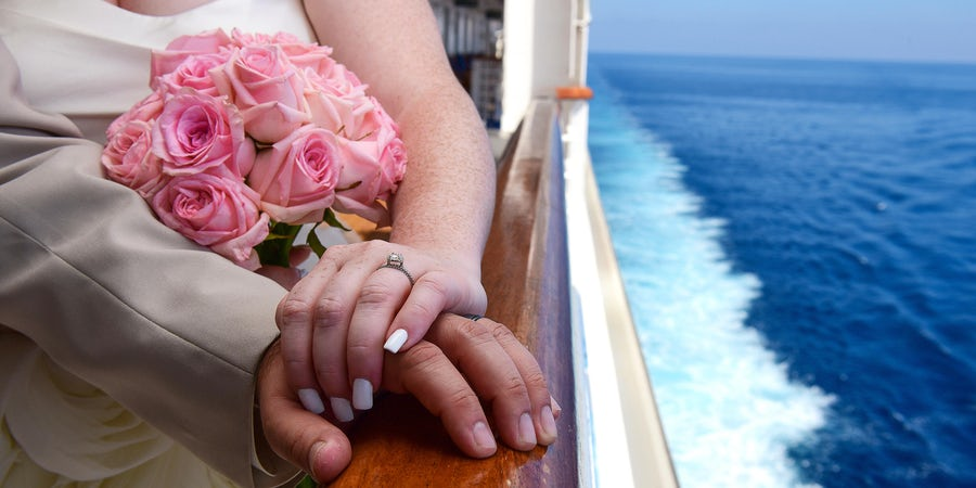 Renewing Your Vows At Sea