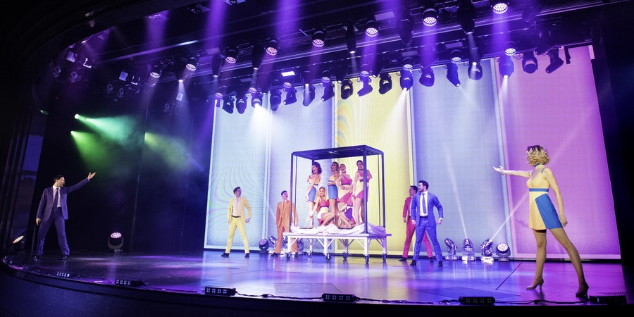 "P&O Cruises ""Astonishing"" A Revolutionary Magic and Illusion Show (Photo: P&O Cruises)"