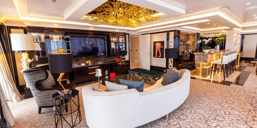 7 Most Expensive Cruise Ship Suites