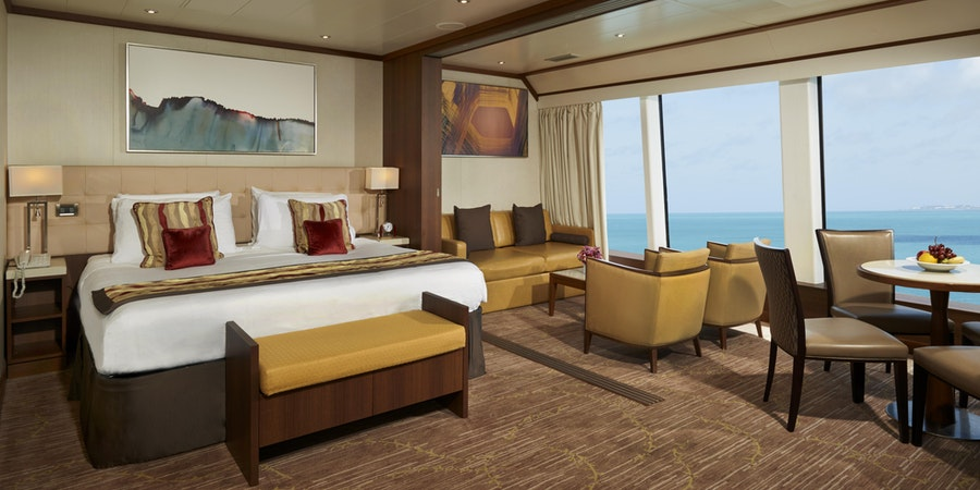 The Guarantee Gamble: The Odds of an Upgrade When the Cruise Line Picks Your Cabin