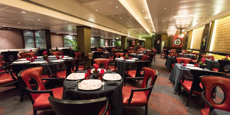 Red Ginger on Marina (Photo: Cruise Critic)