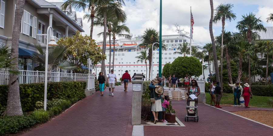 Florida Bill To Overturn Key West Cruise Ship Limits Passes, Goes to Governor