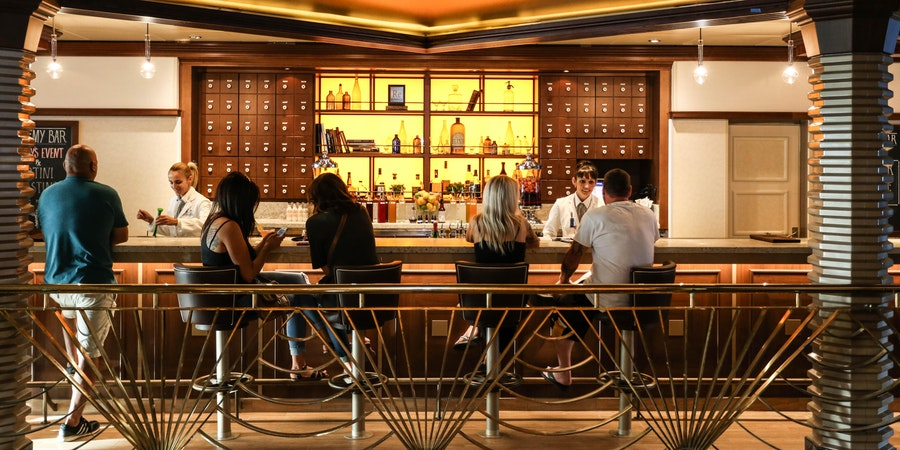 Alchemy Bar on Carnival Imagination (Photo: Cruise Critic)