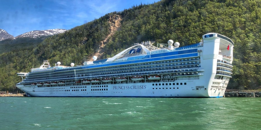 Princess Cruises Moves Up Transfer of Two Ships To P&O Australia