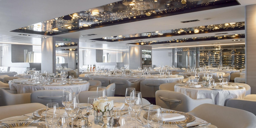 Le Lyrial Restaurant (Photo: Ponant)