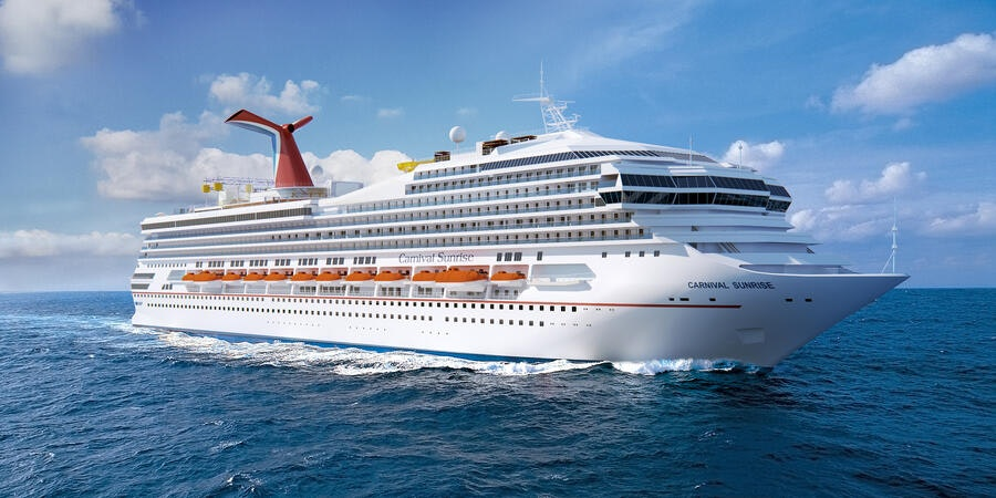 6 Things You'll Love About Carnival Sunrise