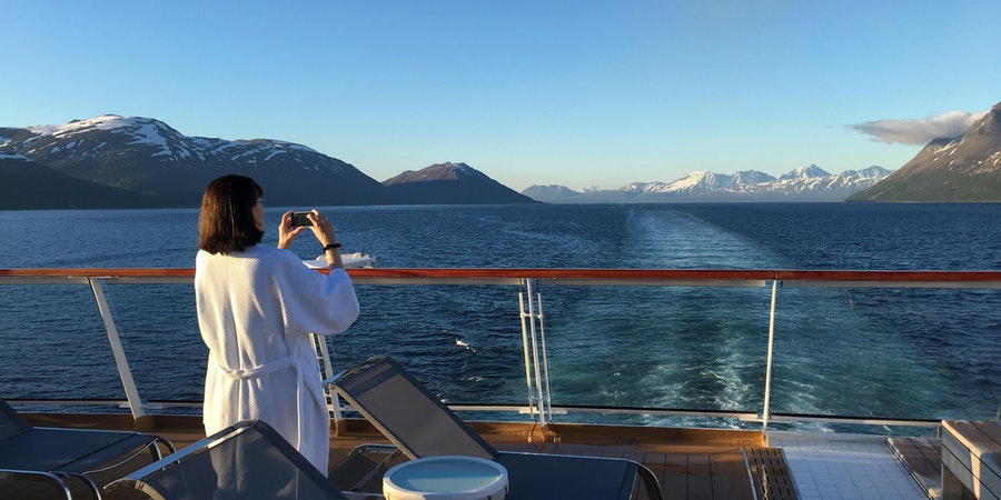 In Search of Norway's Midnight Sun: Join Us on Viking Sea
