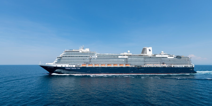 What Is the Biggest Holland America Ship?