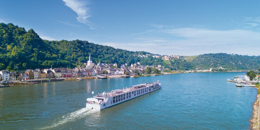 Crystal is Transforming Luxury River Cruising. We're Onboard to Show You.