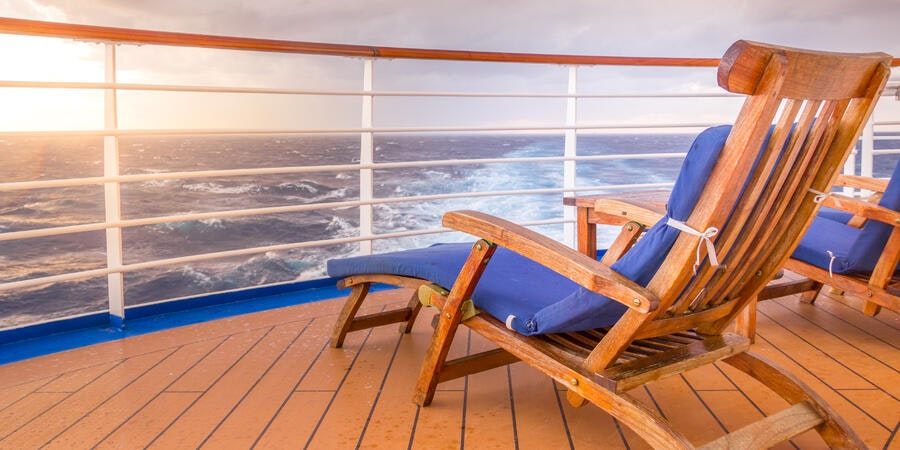 9 Best Cruise Ship Sun Decks