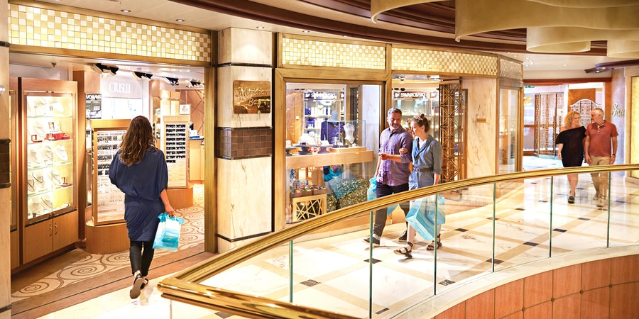 What to Expect on a Cruise: Shopping on Cruise Ships