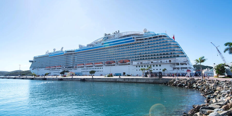 More Princess Cruise Ships to Receive Ocean Medallion Technology