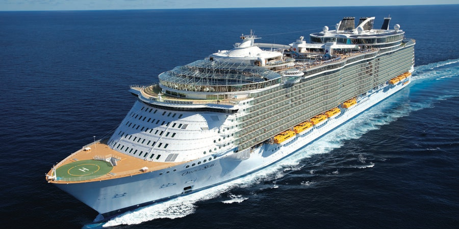 Oasis of the Seas (Photo: Royal Caribbean)