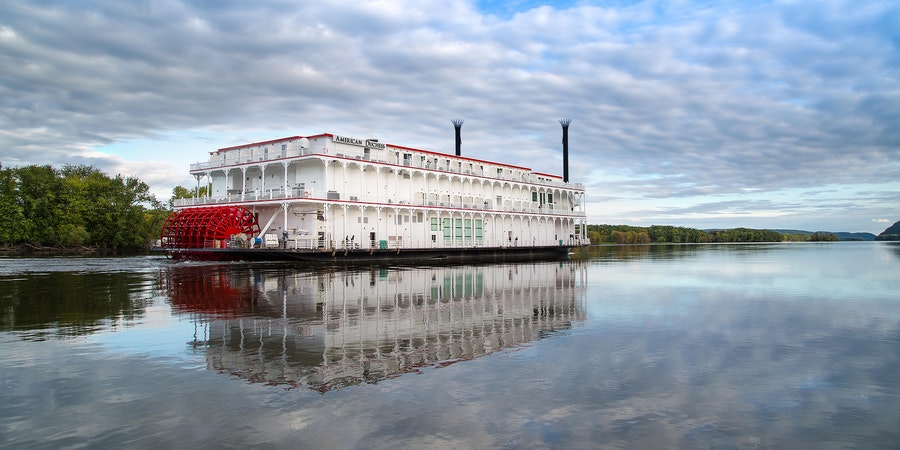 American Duchess (Photo: American Queen Steamboat Company)