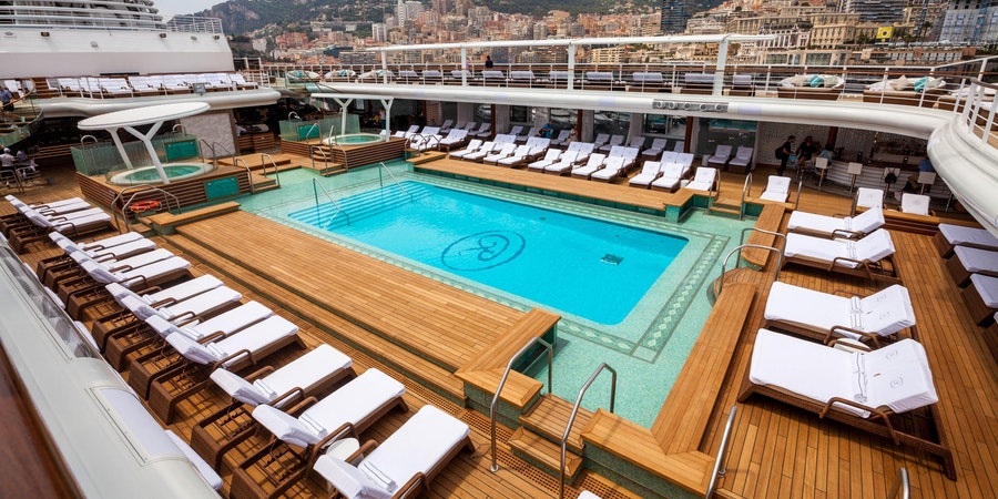 11 Best Luxury Cruise Ships