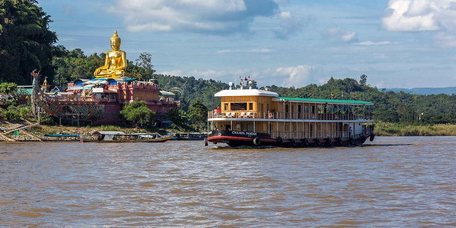 Why Pandaw Is the River Cruise Line for You