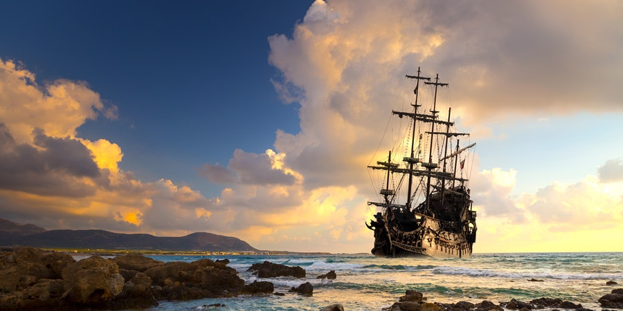 Pirates Then and Now: Could Pirates Attack My Cruise Ship?