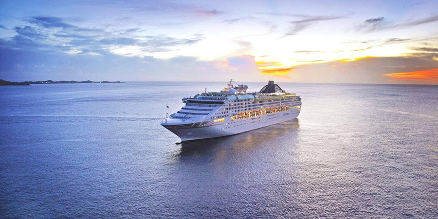 Pacific Adventure (Photo: P&O Cruises)